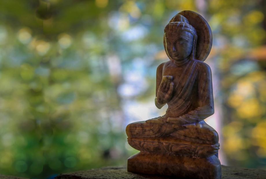 Buddah photo by Flint Sparks